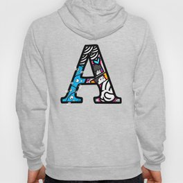 initial A Hoody