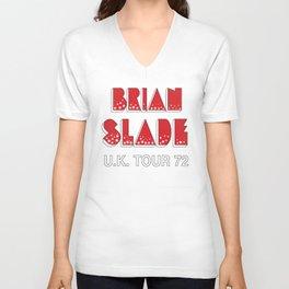 Brian Slade Unisex V-Neck