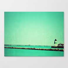 Navy Pier Lighthouse Canvas Print