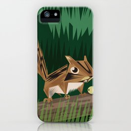Chip Chip iPhone Case