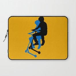 Landing Gears - Stunt Scooter Rider Laptop Sleeve