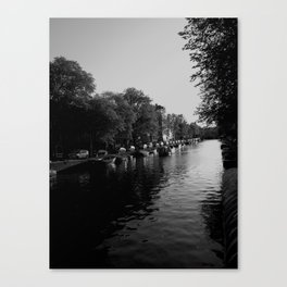 canales Canvas Print