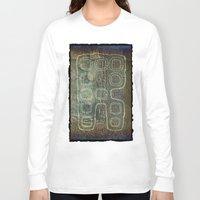 android Long Sleeve T-shirts featuring ANDROID by lucborell