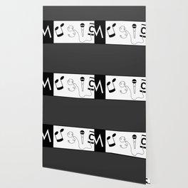 Musical word Wallpaper