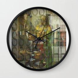 SSSHH03 Wall Clock
