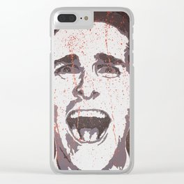 Utterly Insane Clear iPhone Case