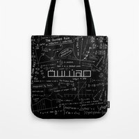 engineer Tote Bags featuring Engineer! by Be Raza