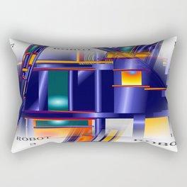 technics Rectangular Pillow