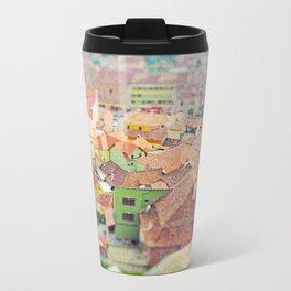 Transylvania I Metal Travel Mug