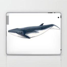 Bryde´s baby whale (Balaenoptera brydei) Laptop & iPad Skin