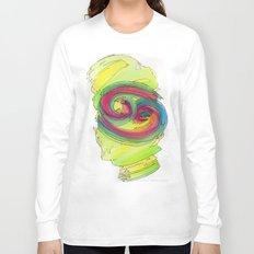 Cancer Flow Long Sleeve T-shirt