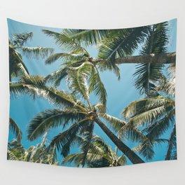 Kuau Palms Paia Maui Hawaii Wall Tapestry