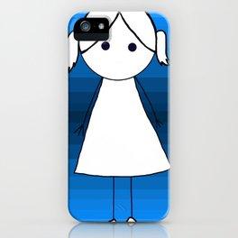 Elenor iPhone Case