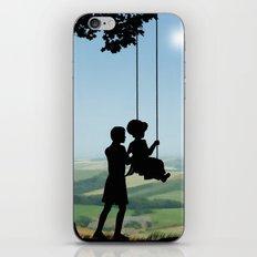 Childhood Dreams, Push Me iPhone & iPod Skin