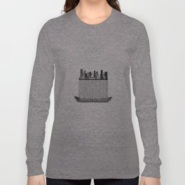 City with roots Long Sleeve T-shirt