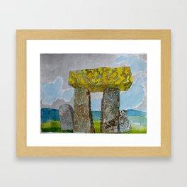 Just Another Landscape Framed Art Print
