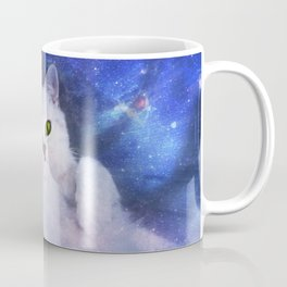 Galaxy Kitty Coffee Mug