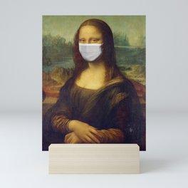 Mona Virus Mini Art Print