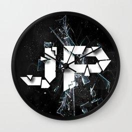 JP Logo Wall Clock