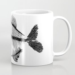 Memoria Amazonica - Piranha Skeleton Coffee Mug