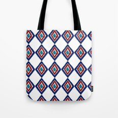 ETHNIC PATTERN Tote Bag