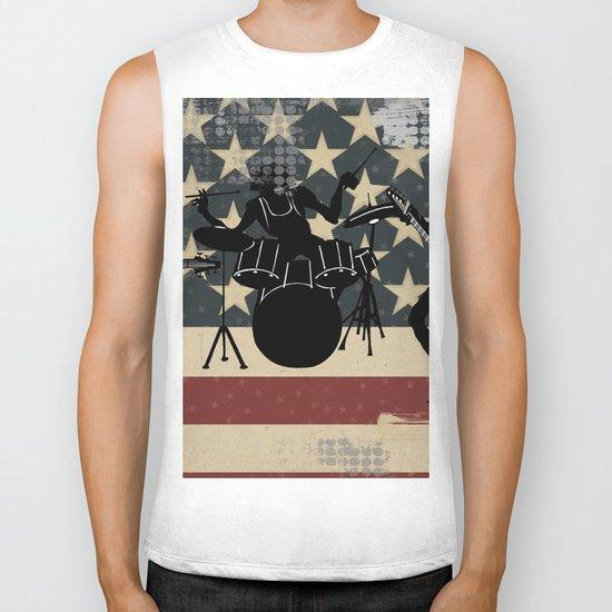 Rock America Biker Tank