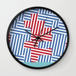 GEO GEO #2 Wall Clock