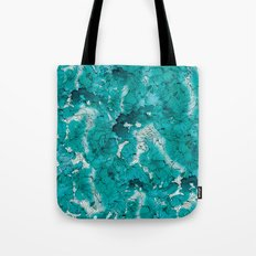 Blue depths Tote Bag