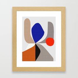 Abstract Art VIII Framed Art Print