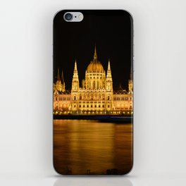 Hungarian Parliament iPhone Skin