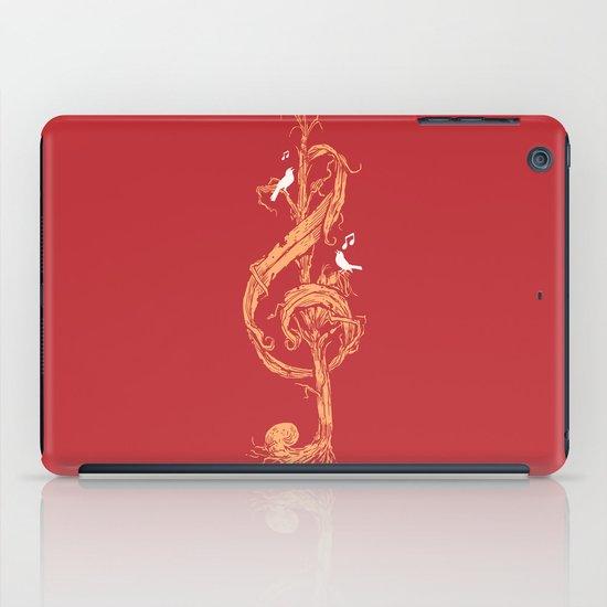 Natural Melody iPad Case