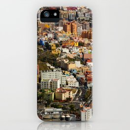 Santa Cruz de La Palma iPhone Case