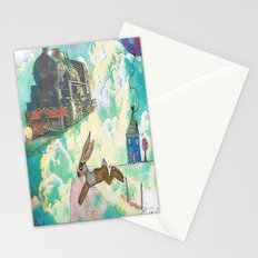 Run Bertie Stationery Cards