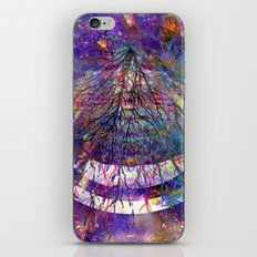 Rainbow Roots iPhone & iPod Skin