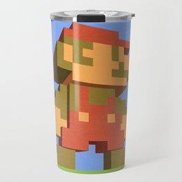 Mario NES nostalgia Travel Mug