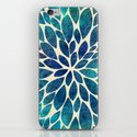 Petal Burst - Turquoise by klaraacel