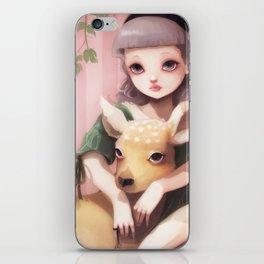 My dear lady deer... iPhone Skin