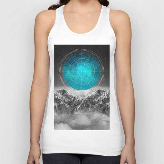 Not All Those Who Wander Unisex Tank Top