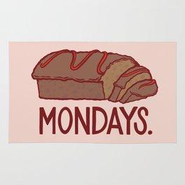 Meatloaf Mondays Rug
