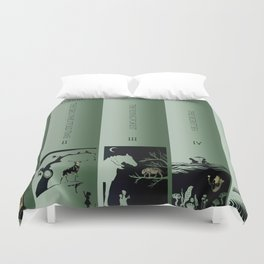 Fillory and Further Duvet Cover
