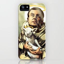 Emmanuel Christ iPhone Case