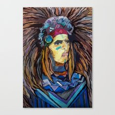 Indiano Canvas Print