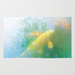 Yellow Carp Rug