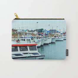 Fishing Pier PEI Carry-All Pouch