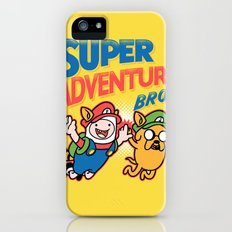 Super Adventure Bros iPhone (5, 5s) Slim Case