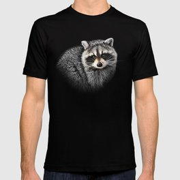 A Gentle Raccoon T-shirt