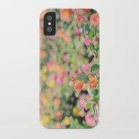 bokeh iPhone & iPod Cases featuring Bokeh by Yolanda Méndez