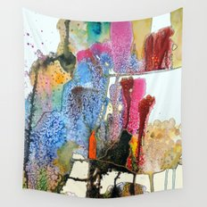 Vers soi Wall Tapestry