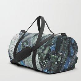 New York City Skyline XIII Duffle Bag