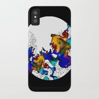 pasta iPhone & iPod Cases featuring Pasta Illustration by AJJ ▲ Angela Jane Johnston